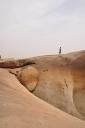 Un Touareg dans le Sahel. Crédit photo : Anne Mimault, Sesame Pictures, Burkina Faso.