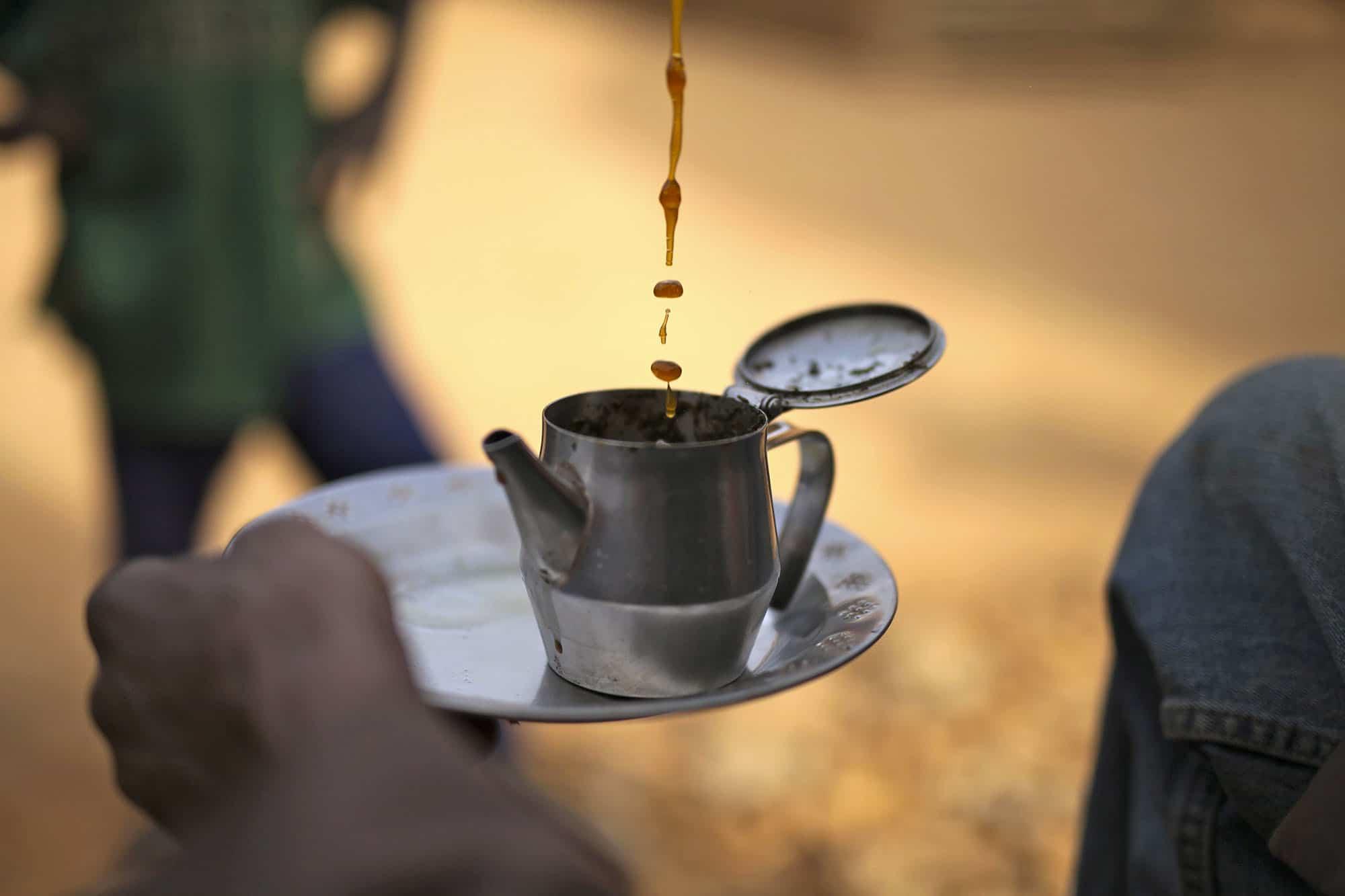 Un thé ? Crédit photo : Czar, Kad Services, Burkina Faso, 2015
